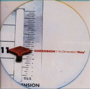 "ELEVENTH_DIMENSION""Key""_ジャケット"