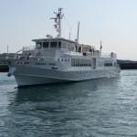 【高速船 甑島】の窓口【川内港ターミナル】へ行ってみた
