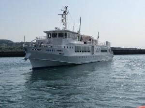 高速船_甑島