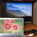 ノートパソコンの画面を外部ディスプレイに映してみた!【MacBookのクラムシェルモード】